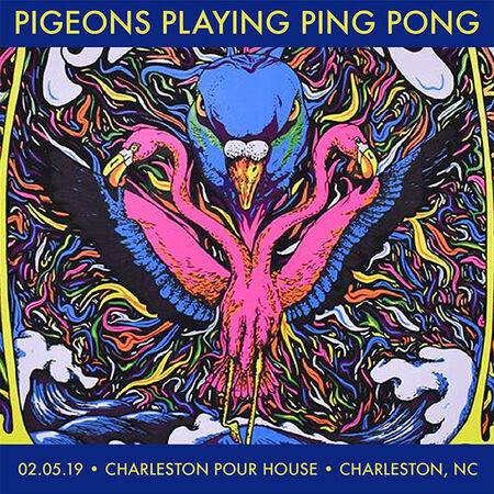 02/05/19 Charleston Pourhouse, Charleston, SC