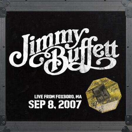 09/08/07 Gillette Stadium, Foxborough, MA