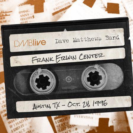 10/24/96 Frank Erwin Center, Austin, TX
