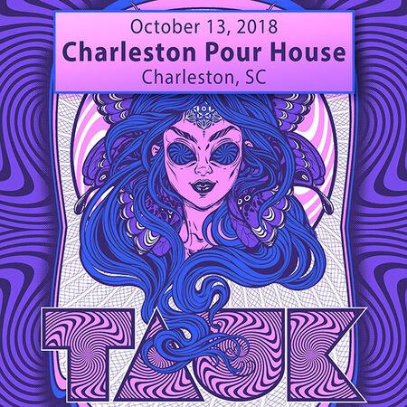 10/13/18 Charleston Pourhouse, Charleston, SC