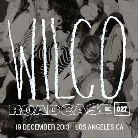 12/19/13 Largo at the Coronet, Los Angeles, CA