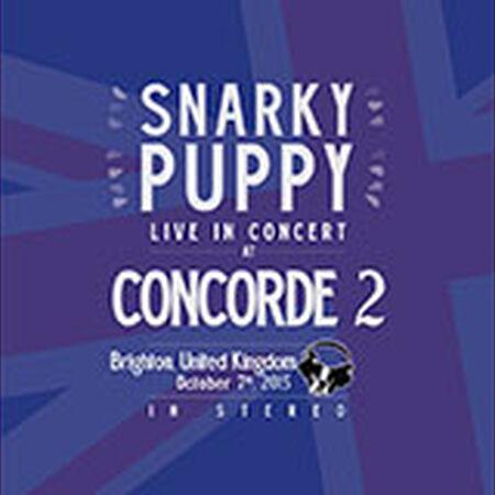 10/07/15 Concord 2, Brighton, UK