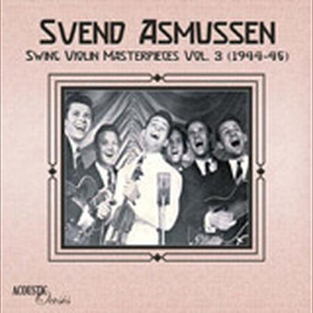 Swing Violin Masterpieces  Vol. 3 (1944-46)