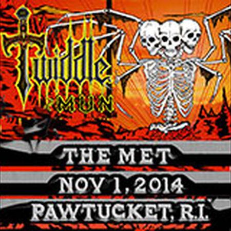 11/01/14 The Met, Pawtucket, RI