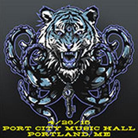 04/26/15 Port City Music Hall, Portland, ME