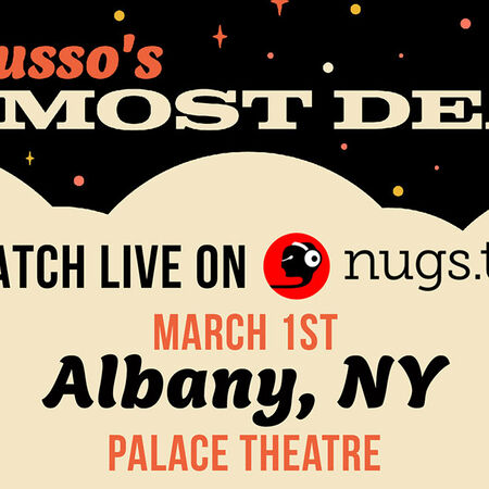 03/01/19 Palace Theatre, Albany, NY