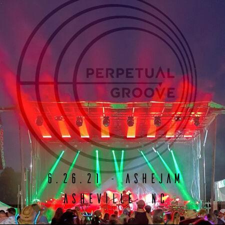 06/26/21 Ashejam Music Festival, Asheville, NC
