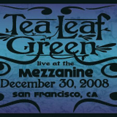 12/30/08 Mezzanine, San Francisco, CA