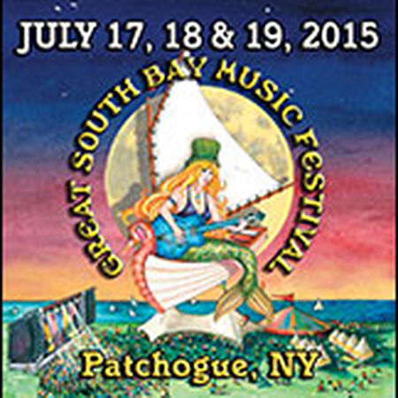 07/18/15 Great South Bay Music Festival, Patchogue, NY