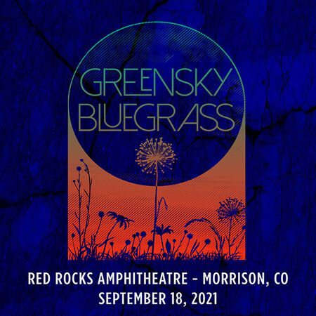 09/18/21 Red Rocks Amphitheatre, Morrison, CO