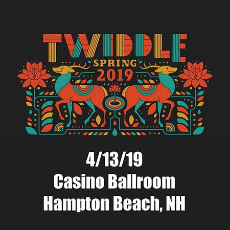 04/13/19 Casino Ballroom, Hampton Beach, NH