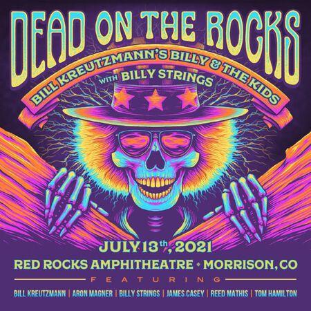07/13/21 Red Rocks Amphitheatre, Morrison, CO