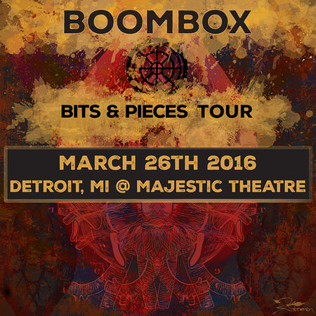 03/26/16 Majestic Theatre, Madison, WI