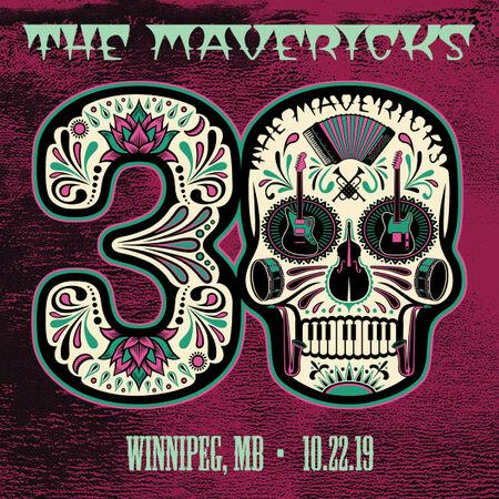 10/22/19 Burton Cummings Theatre, Winnipeg, MB