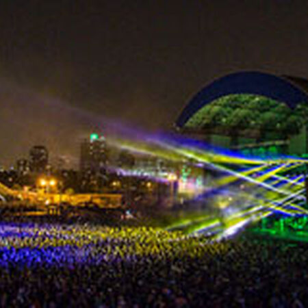 08/17/13 Firstmerit Bank Pavilion at Northerly Island, Chicago, IL