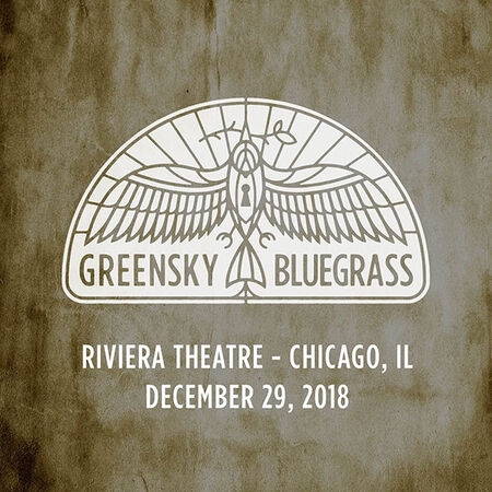 12/29/18 Riviera Theatre, Chicago, IL