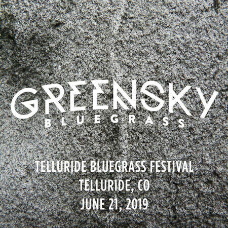 06/21/19 Telluride Bluegrass Festival, Telluride, CO
