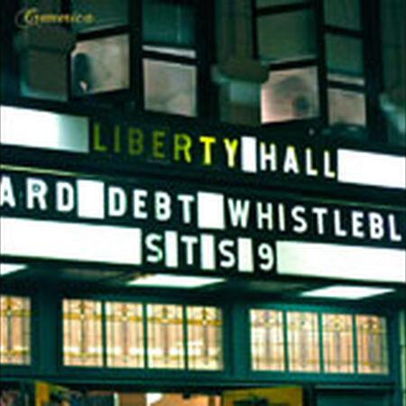 10/01/11 Liberty Hall, Lawrence, KS