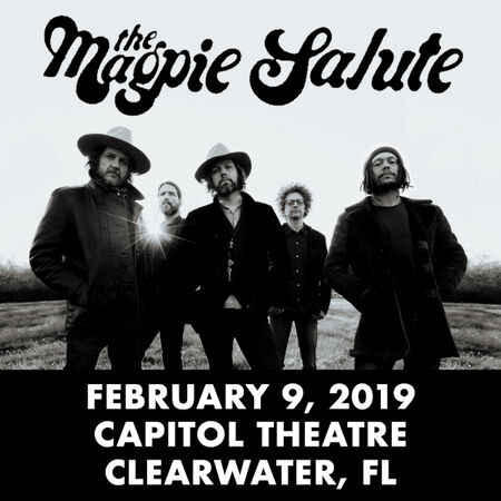 02/09/19 Capitol Theatre, Clearwater, FL