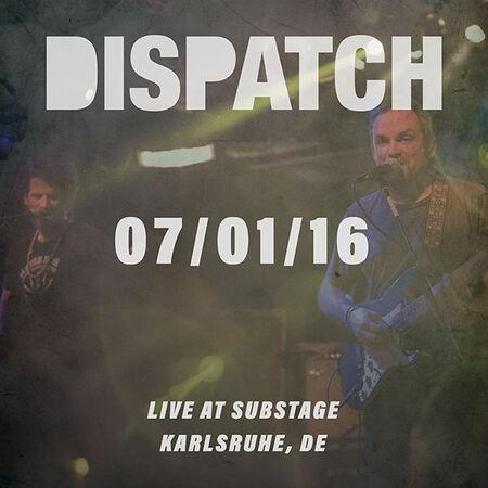 07/01/16 Substage, Karlsruhe, DE