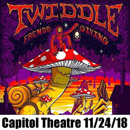 11/24/18 The Capitol Theater, Port Chester, NY