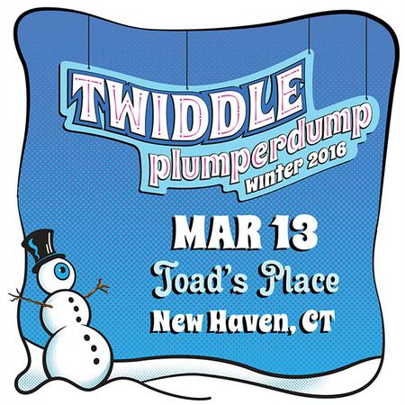03/13/16 Toad's Place, New Haven, CT