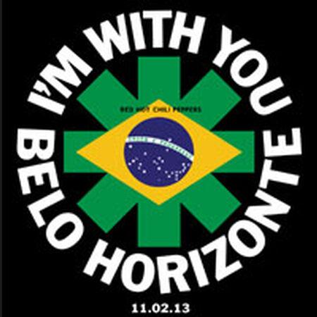 11/02/13 Circuito Banco do Brasil Festival, Belo Horizonte, BR