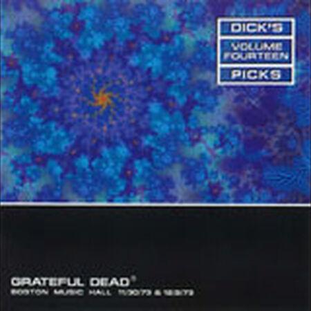 11/30/73 Dick's Picks, Vol.  14: Boston Music Hall, Boston, MA