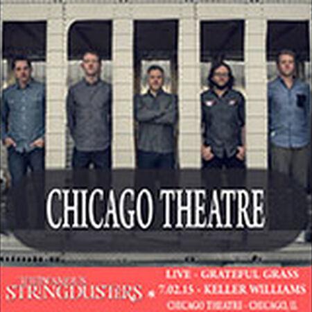 07/02/15 Chicago Theater, Chicago, IL