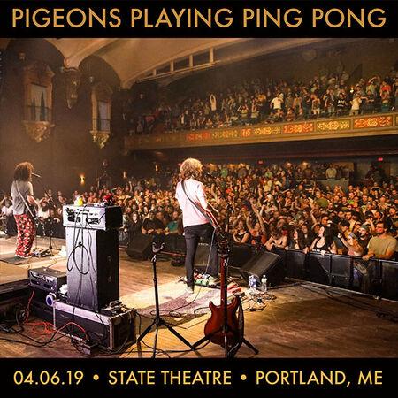 04/06/19 Theatre, Portland, ME