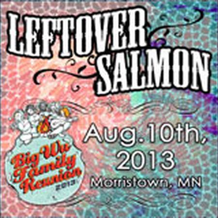 08/10/13 The Big Wu Family Reunion, Morristown, MN