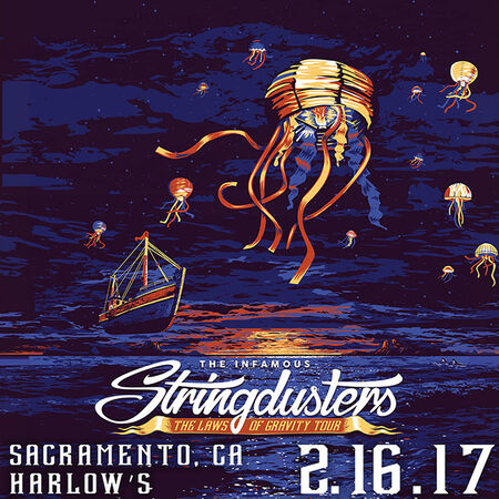 02/16/17 Harlow's, Sacramento, CA