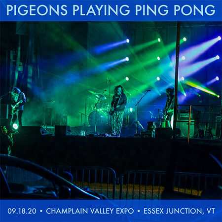 09/18/20 Champlain Valley Expo, Essex Junction, VT
