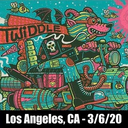 03/06/20 The Troubador, Los Angeles, CA