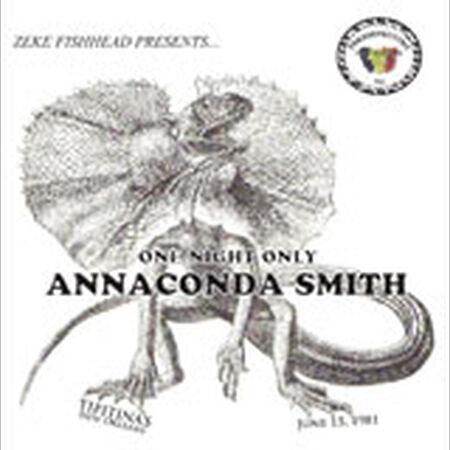 Annaconda Smith