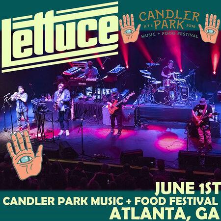 06/01/18 Candler Park Music & Food Festival, Atlanta, GA