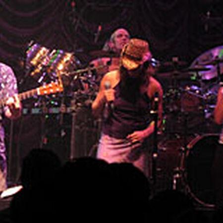 04/27/02 Saenger Theatre, New Orleans, LA