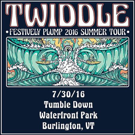 07/30/16 Tumble Down, Burlington, VT