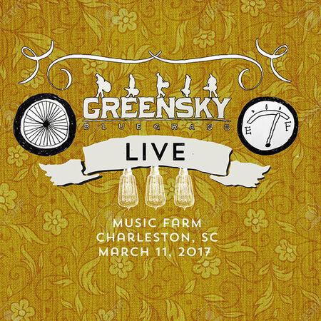 03/11/17 Music Farm, Charleston, SC