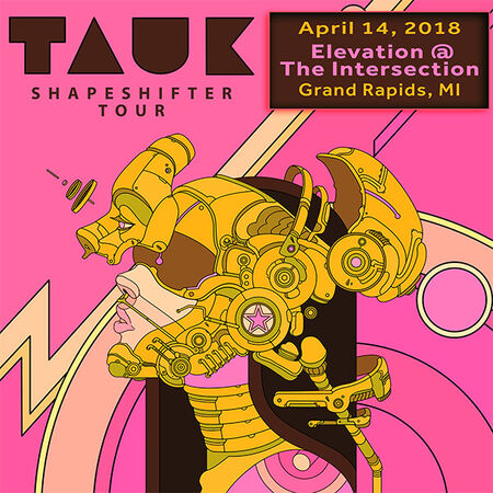 04/14/18 The Elevation Room, Grand Rapids, MI