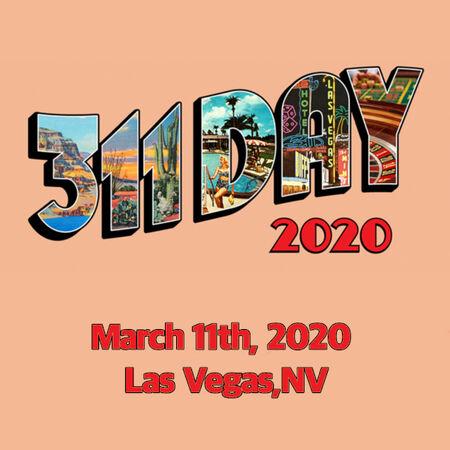 03/11/20 Park Theater, Las Vegas, NV
