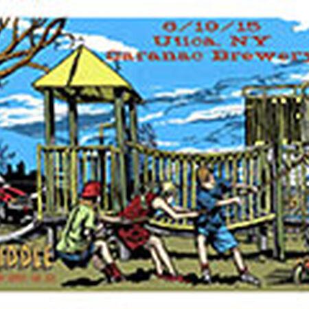 06/19/15 Saranac Brewery, Utica, NY
