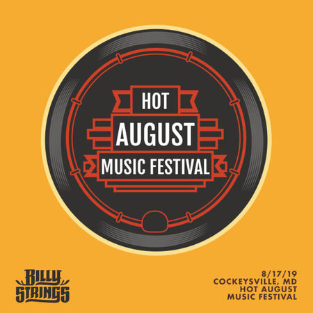 08/17/19 Hot August Music Festival, Cockeysville, MD