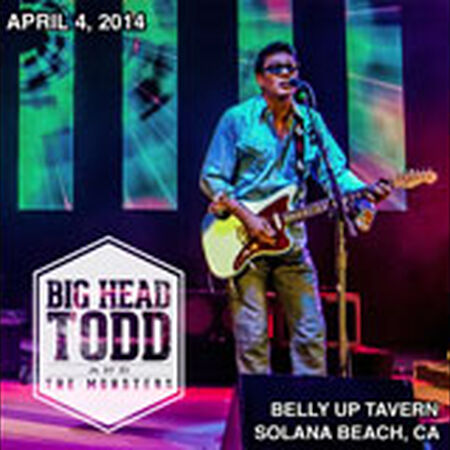 04/04/14 Belly Up Tavern, Solana Beach, CA