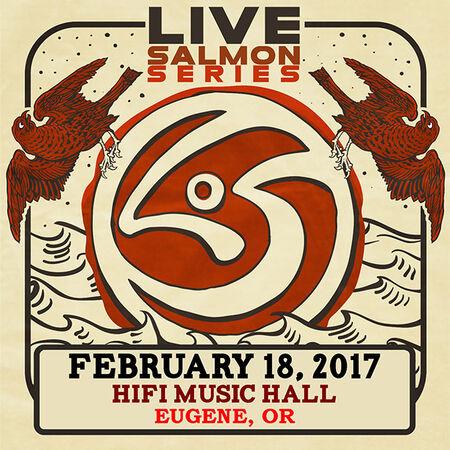 02/18/17 Hifi Music Hall, Eugene, OR