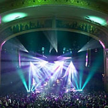 10/31/09 Auditorium Theatre, Chicago, IL