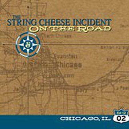 04/12/02 UIC Pavilion, Chicago, IL