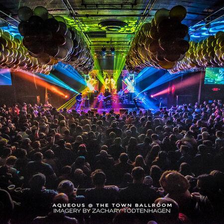 12/31/17 Town Ballroom, Buffalo, NY