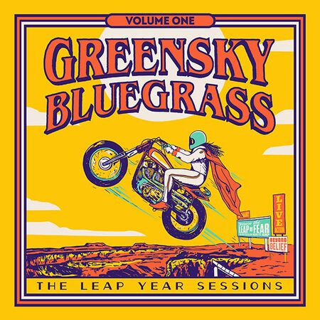 The Leap Year Sessions - Volume 1