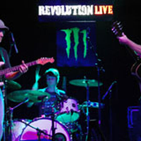 04/25/09 Revolution Live, Ft. Lauderdale, FL
